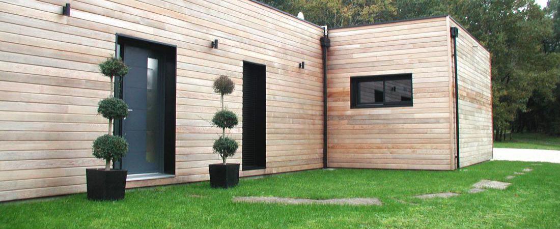 Charpentes et couvertures 33 osb ouinet structure bois for Extension maison osb